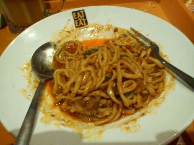Mie Aceh di Eat n Eat